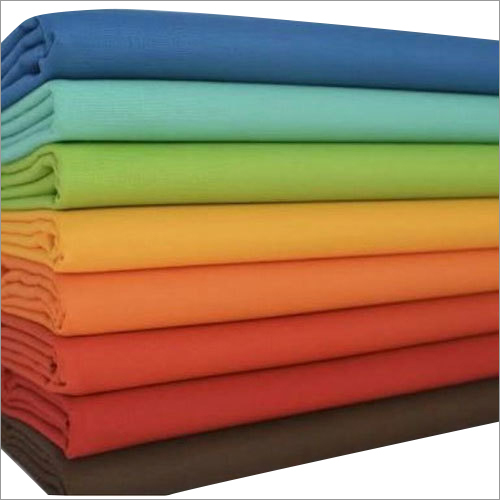 Plain Coated Acrylic Fabric