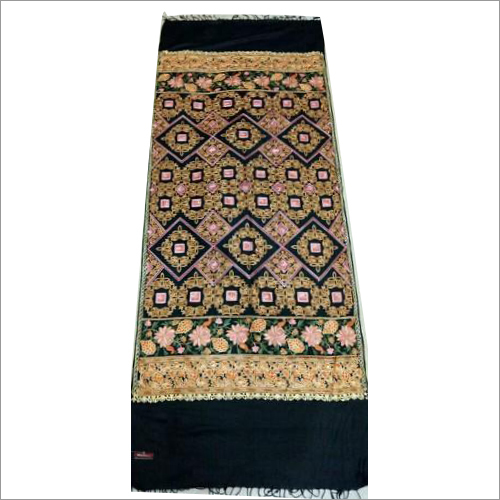 Heavy Embroidered Shawl