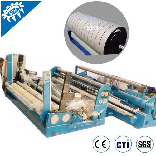 1600 mm Width Paper Slitting Rewinding Machine