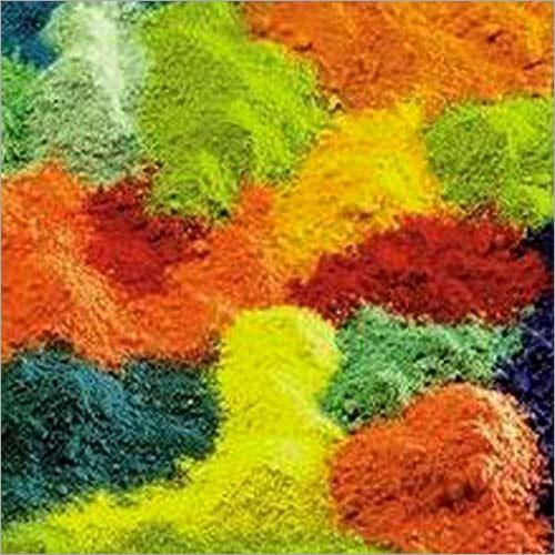 Molybdated Orange Pigment