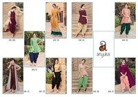 PARTY WEAR INDO WESTERN DRESS