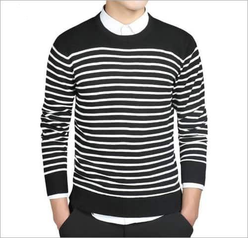 Men's Woolen Sweater