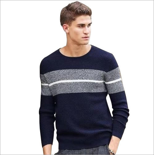 Men's Full Sleeve Sweater