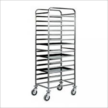 Bakery Tray Trolley