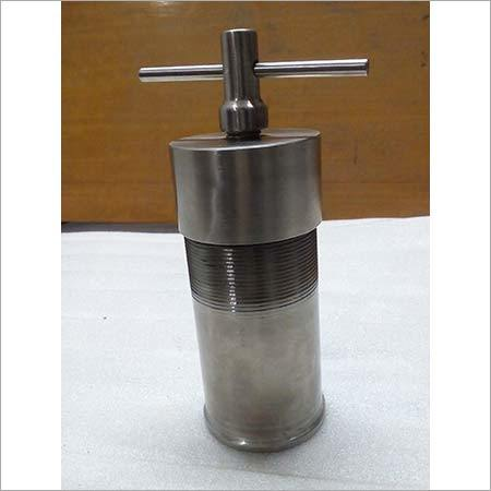 Autoclave Screw type