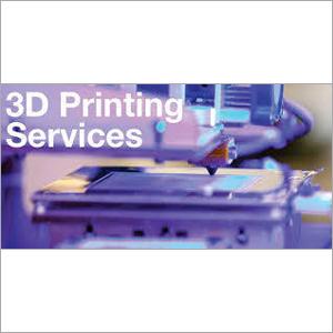3D Printer Services