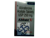 Abitate U Abiraterone Acetate 250mg Tablet