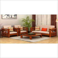 New Wooden Sofa Set