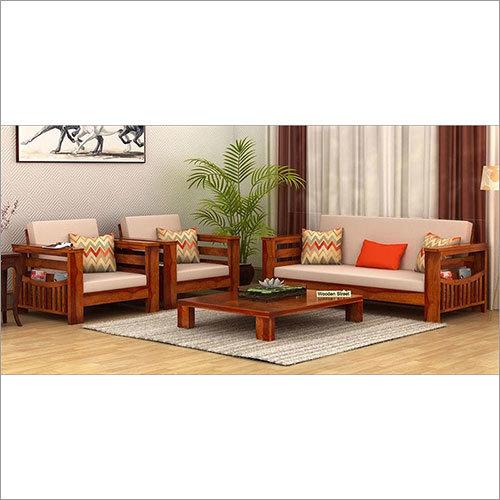 Wooden Sofa Set Modern Furniture Azamgarh Main Road