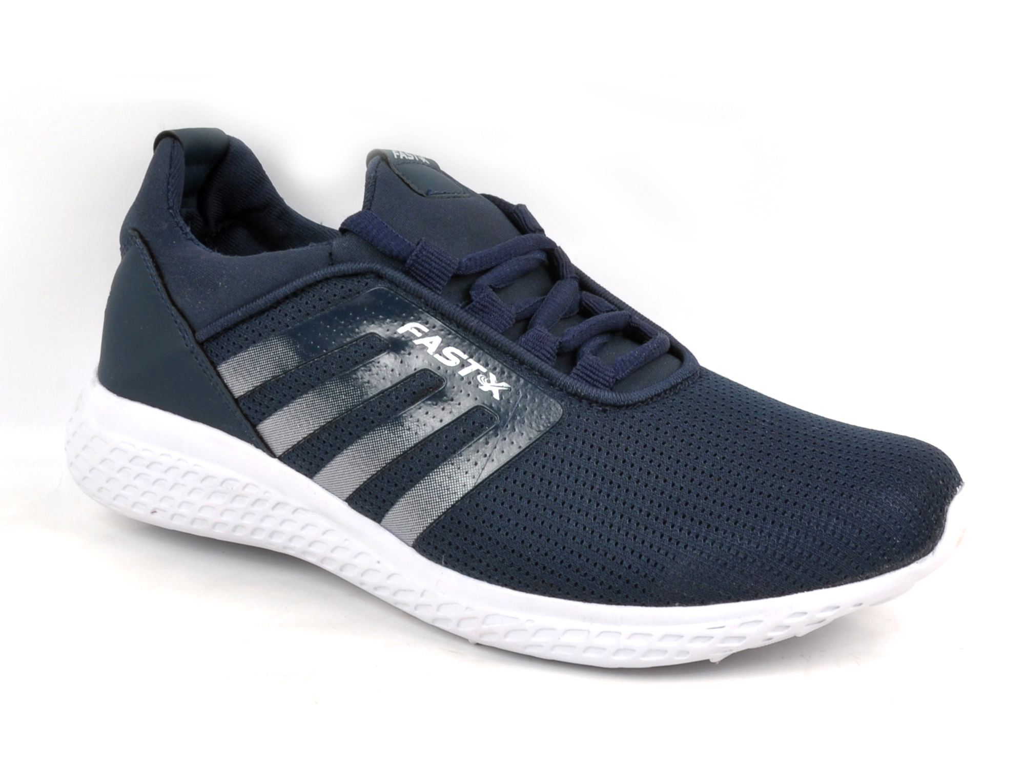 Navy Blue Sports Shoes