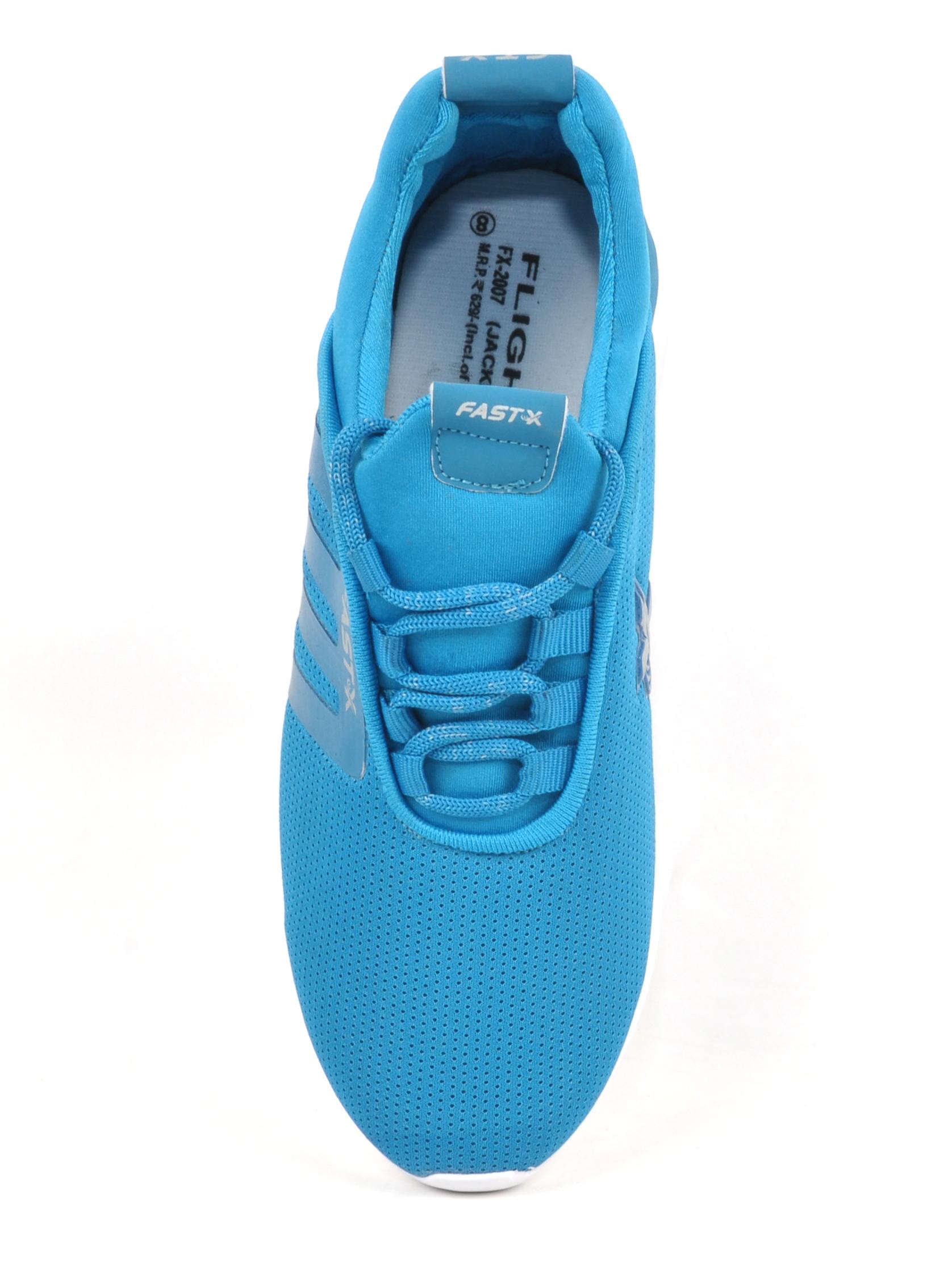 Light Blue Color Sports Shoes