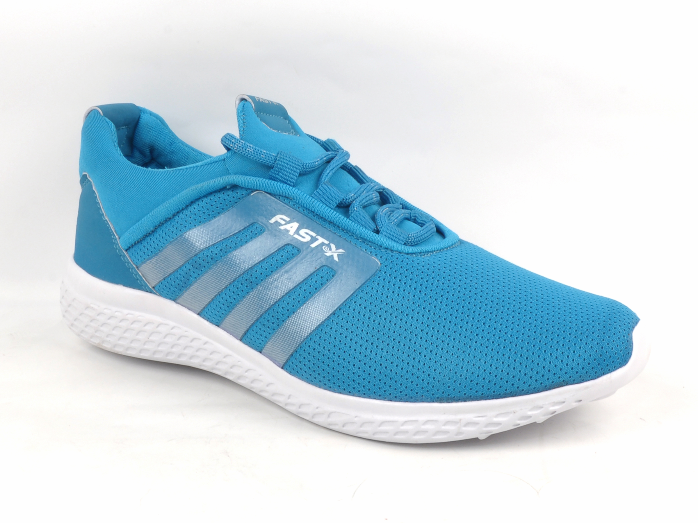 Electric Blue Sports Shoes