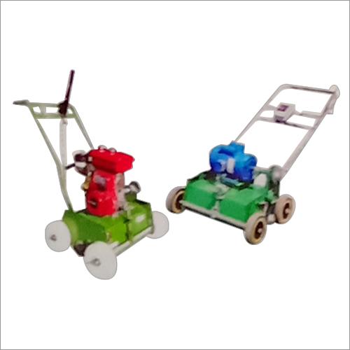 Dethatcher Lawn Mower