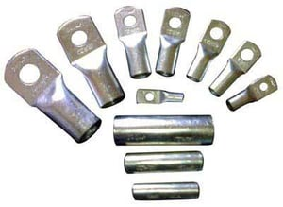 Control Panel Aluminium Lugs