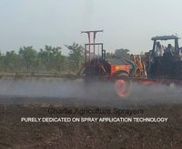 Hydraulic sprayer