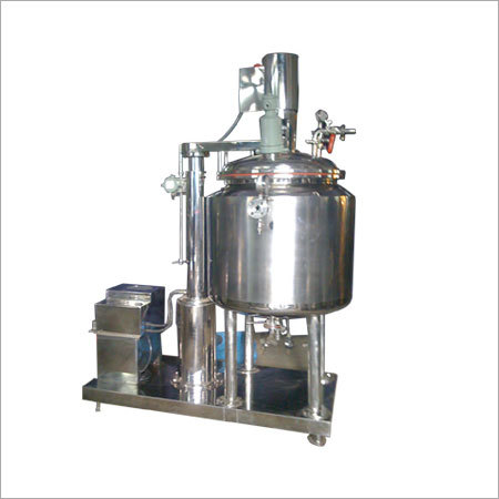 Pharmaceutical Mixing Vessel