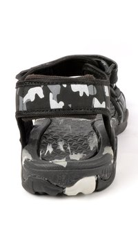 Mens Sandal Black/L.Grey