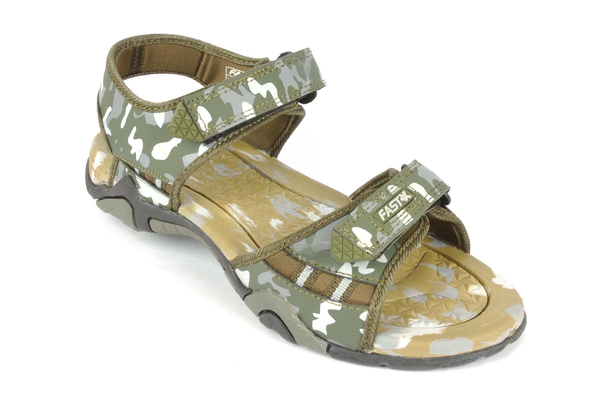 Mens Mehandi Color Sandals