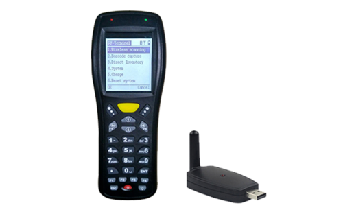 Wireless Portable Handheld Barcode Scanner