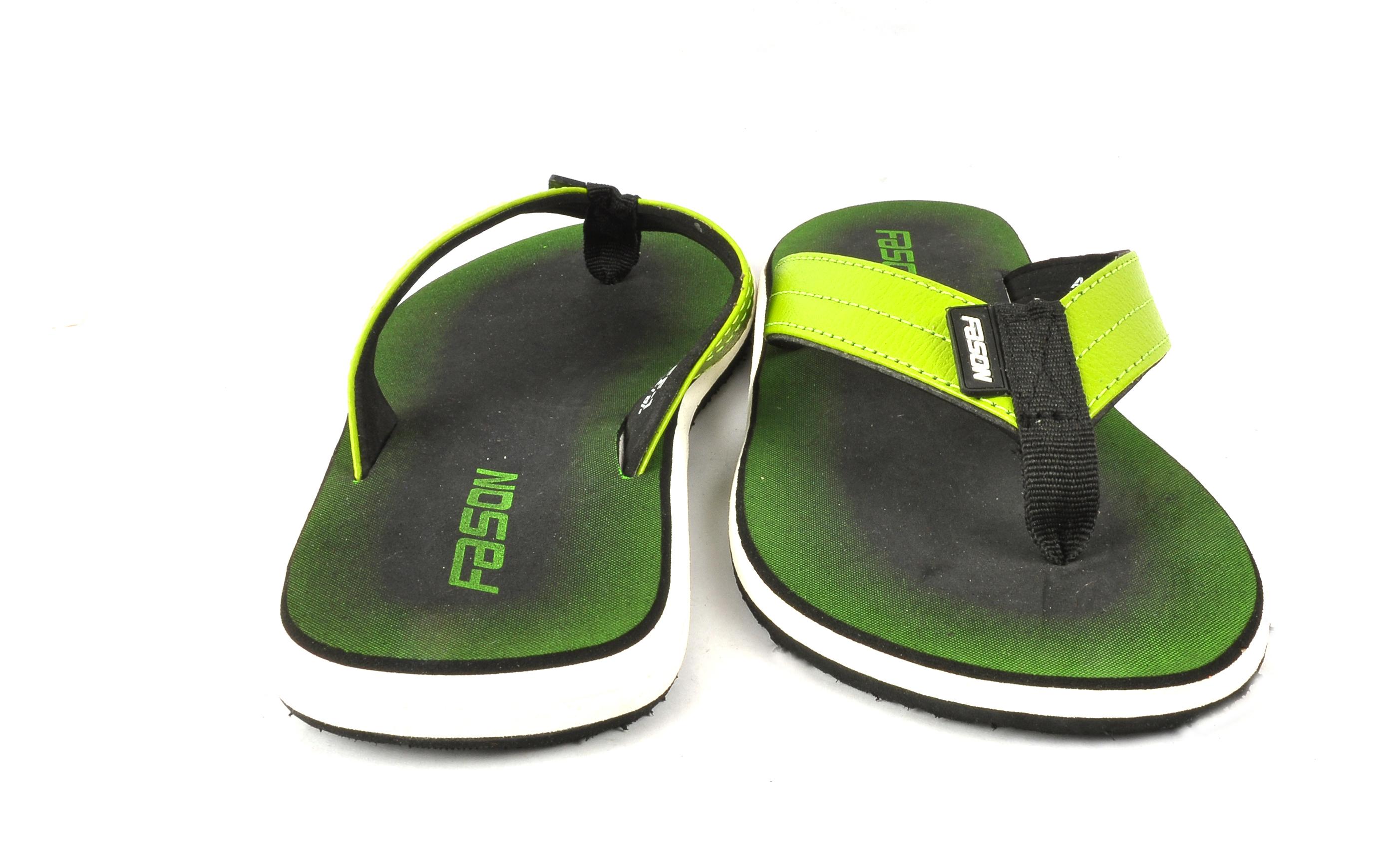Green Flip Flop Slipper