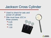 Jackson Cross Cylinder