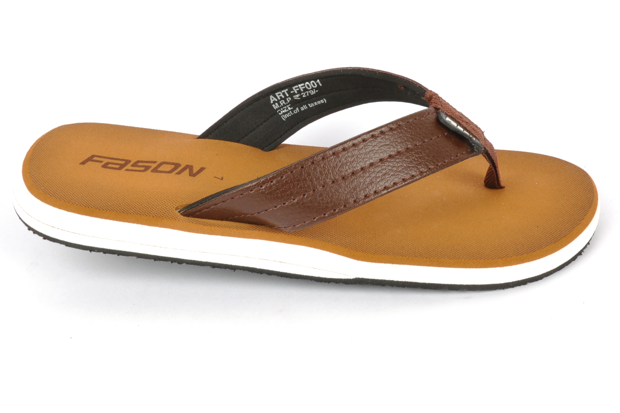Tan Brown Slipper