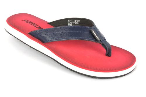 Flip Flop Red/Navy