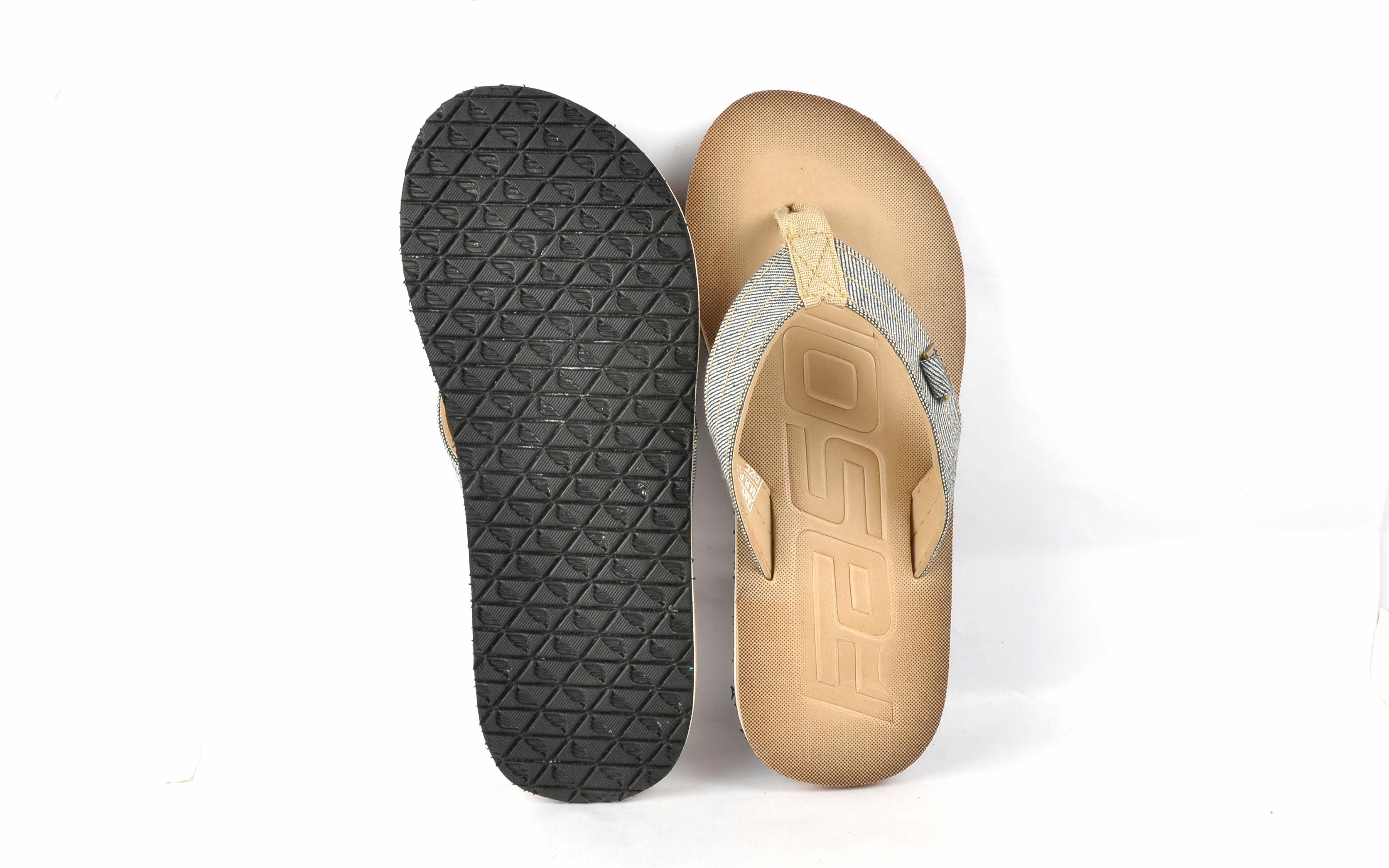 Beige Flip Flop Slipper