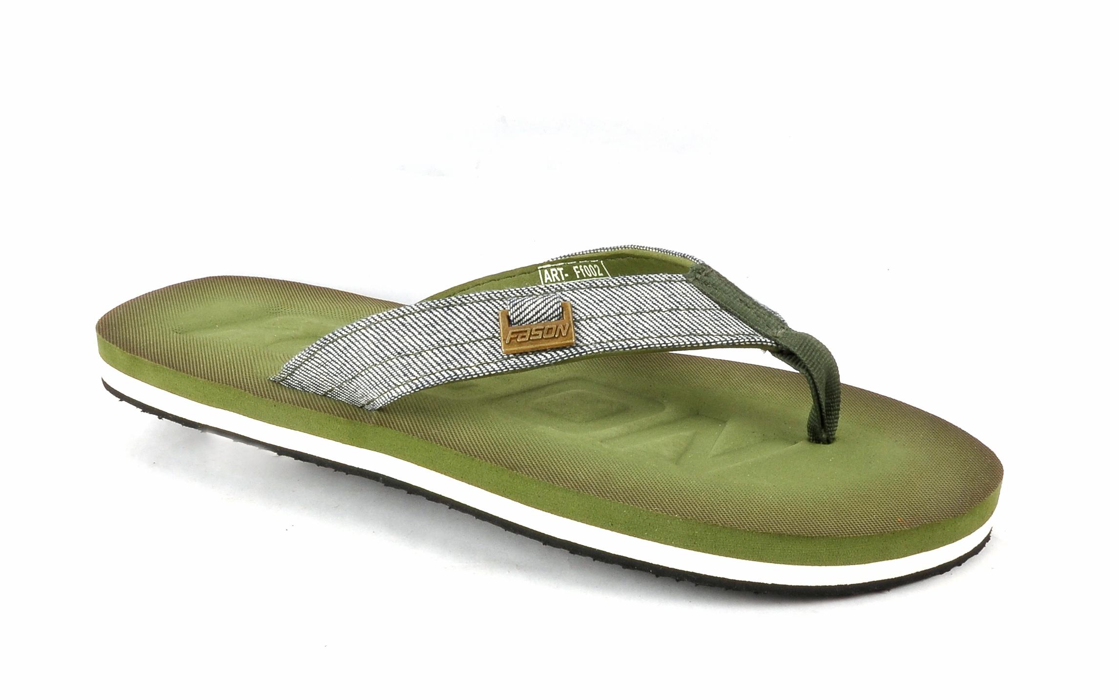 Mehandi Color Flip Flop slipper