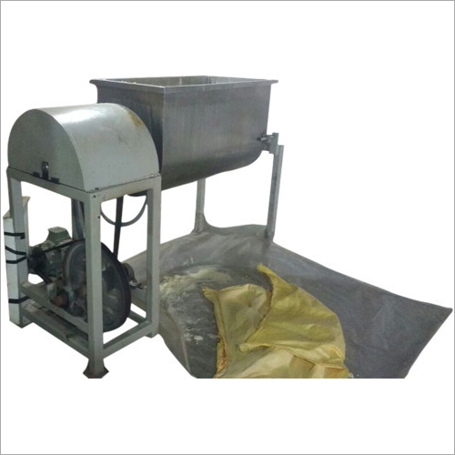 Industrial Pasta Mixing Machine