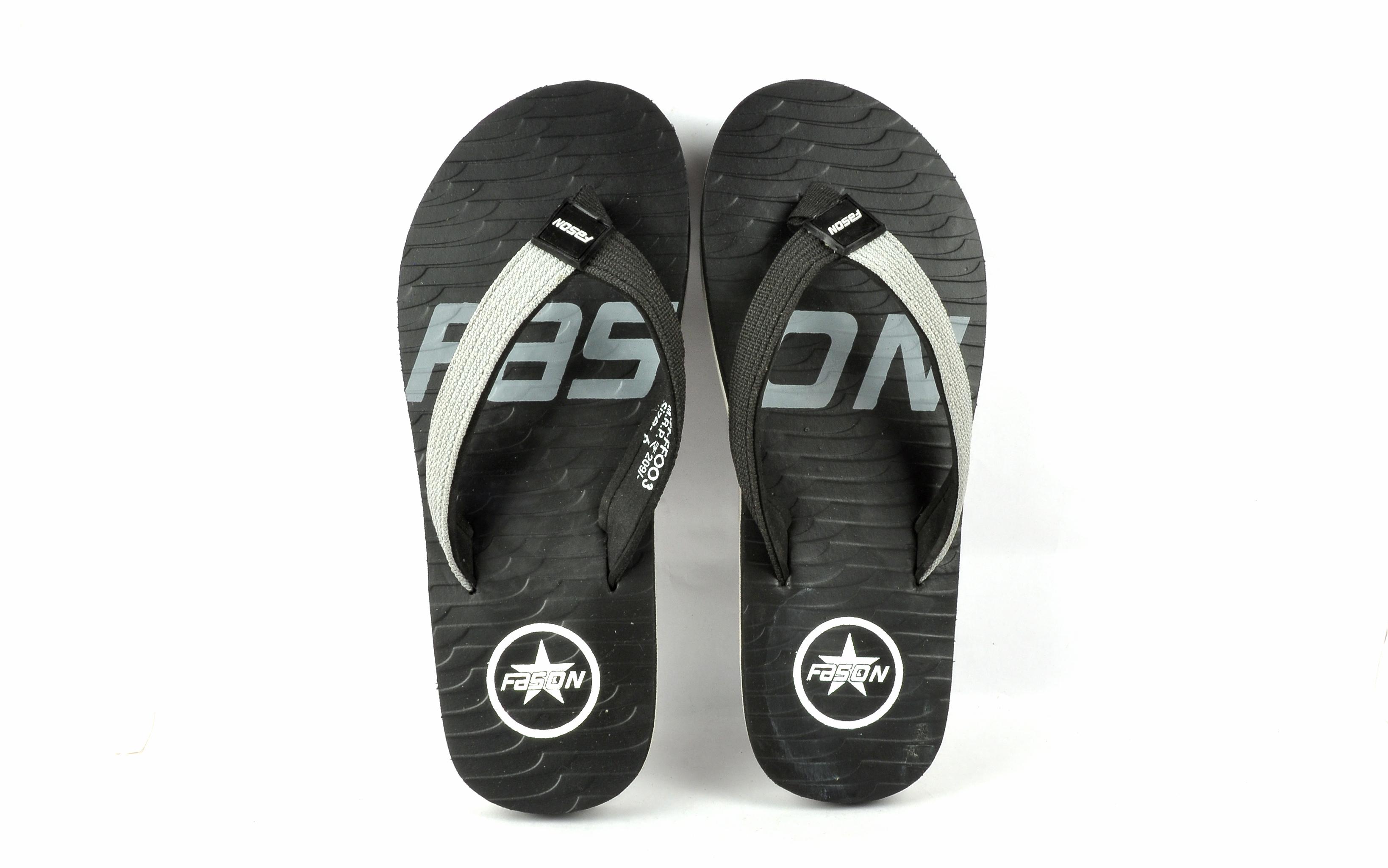 Men flip flop slipper
