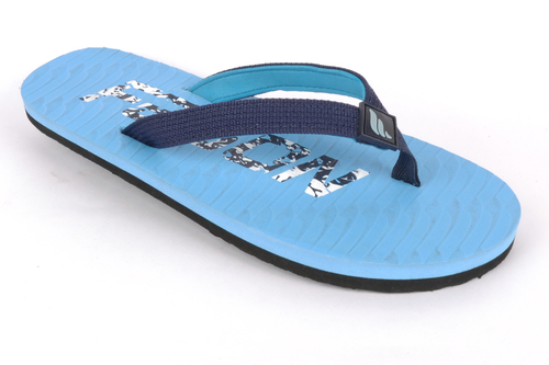 Sky Blue Flip Flop Slipper
