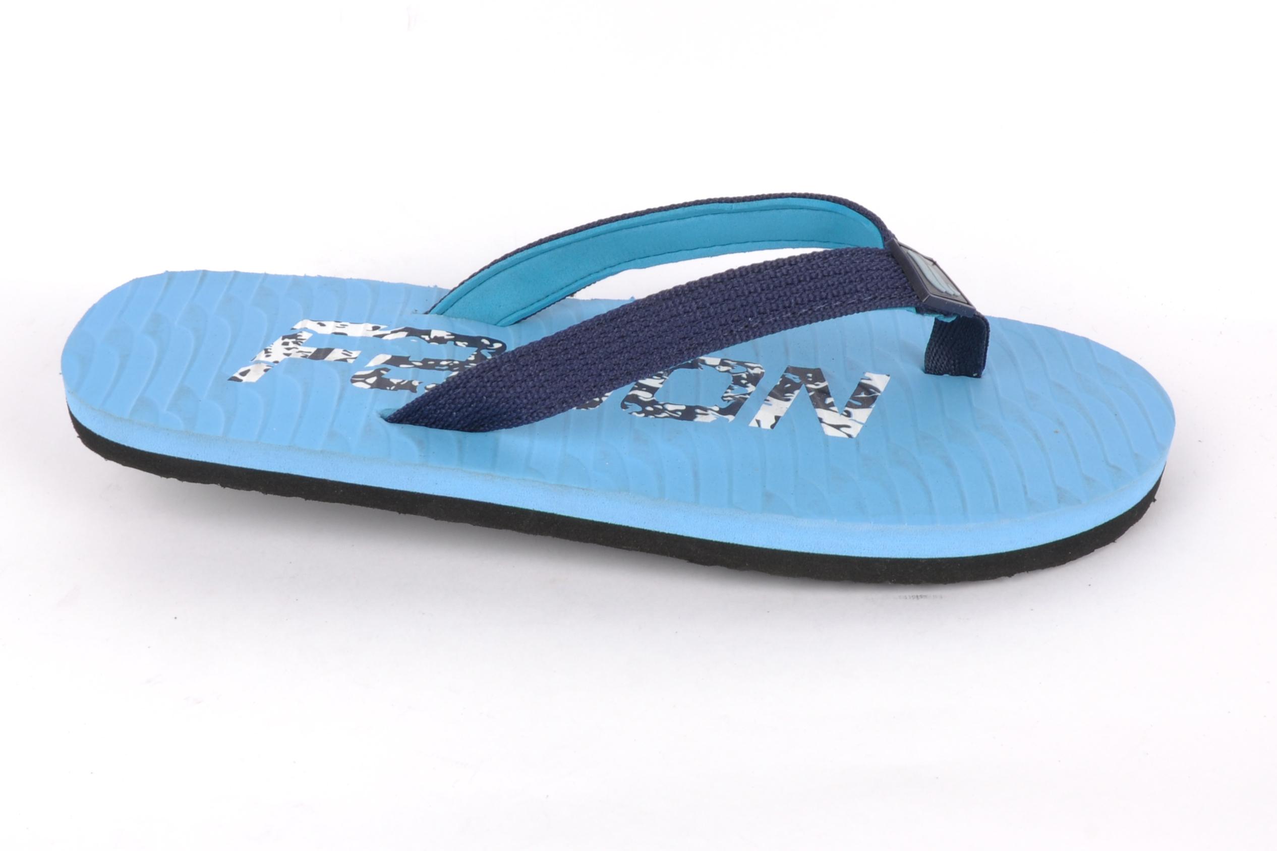 Sky Blue Flip Flop Slipper