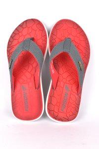 Flip Flop Red L.Grey