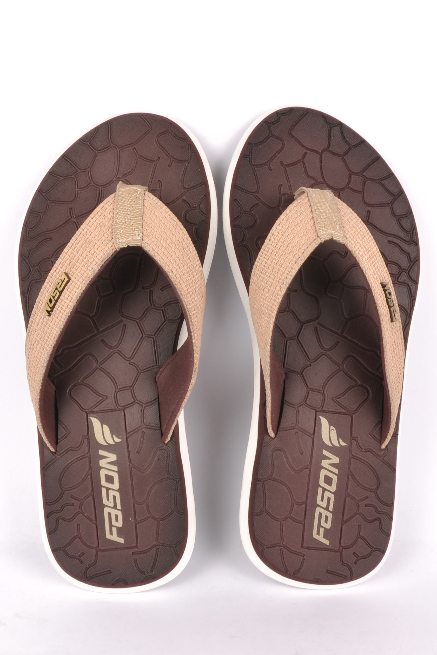 Cherry Beige Flip Flop Slipper