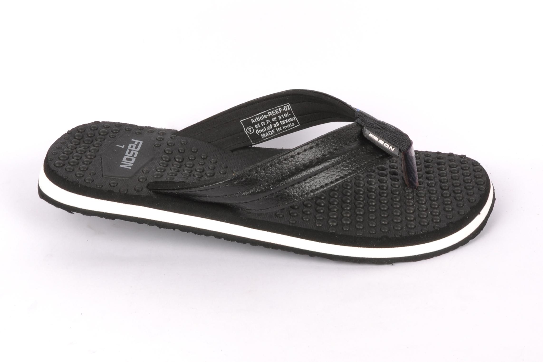 Black flip flop Slipper