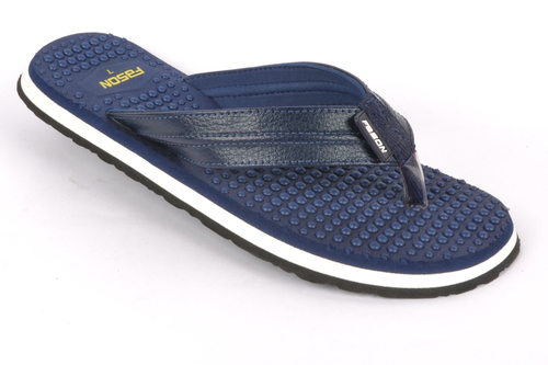 Navy Blue Flip Flop Slipper
