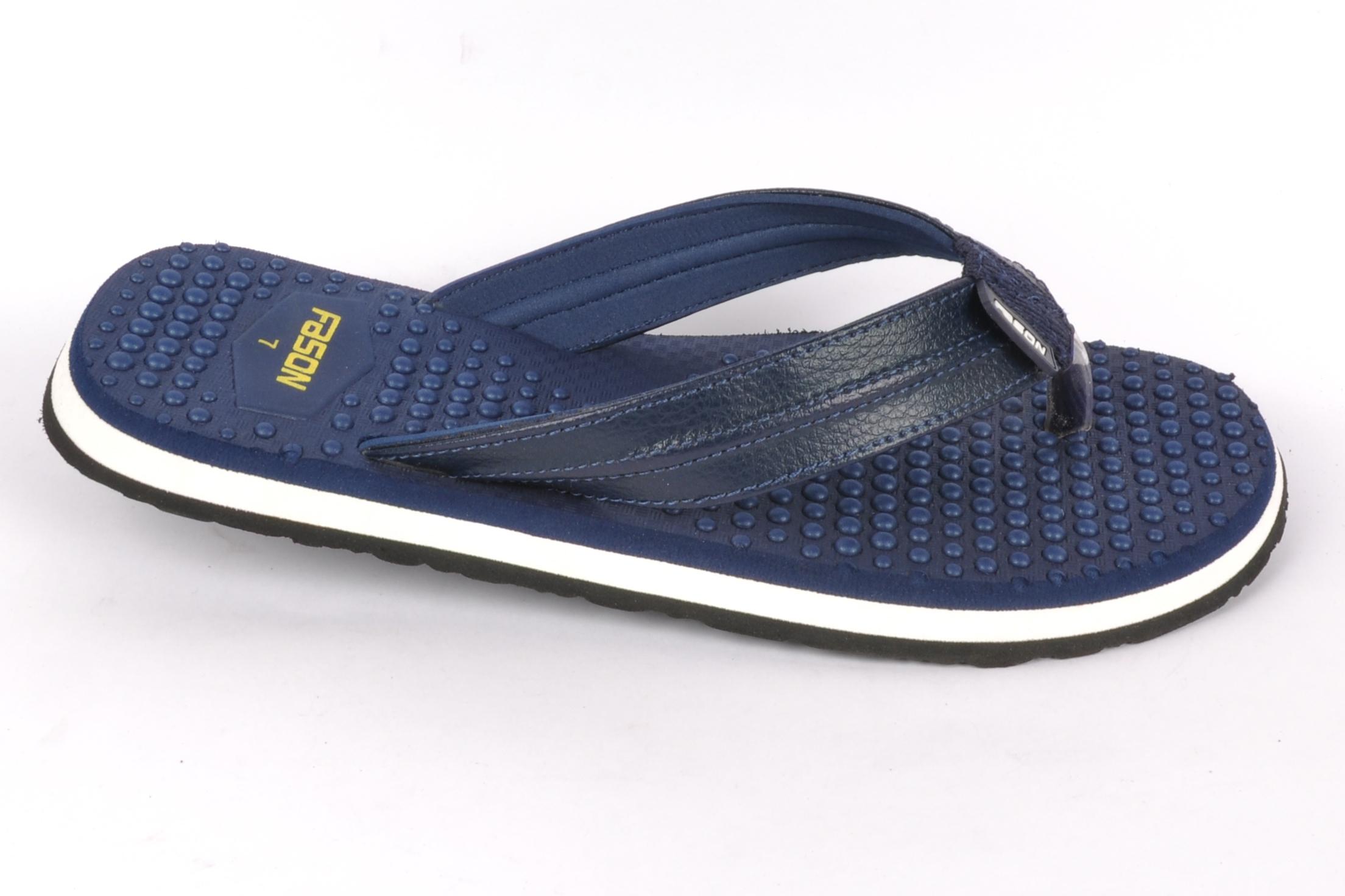 Navy Blue Flip Flop Slipper