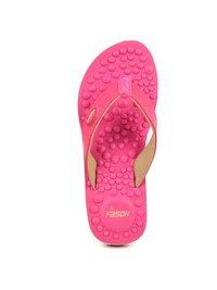 Ladies Pink Flip Flop slipper