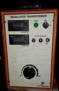 Regulated Transformer