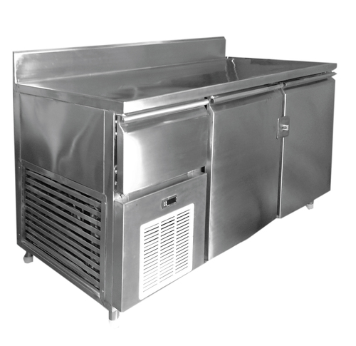 SS Table Top Deep Freezer