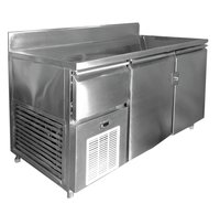 SS Table Top Deep Freezer