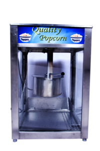 SS Popcorn Making Machine