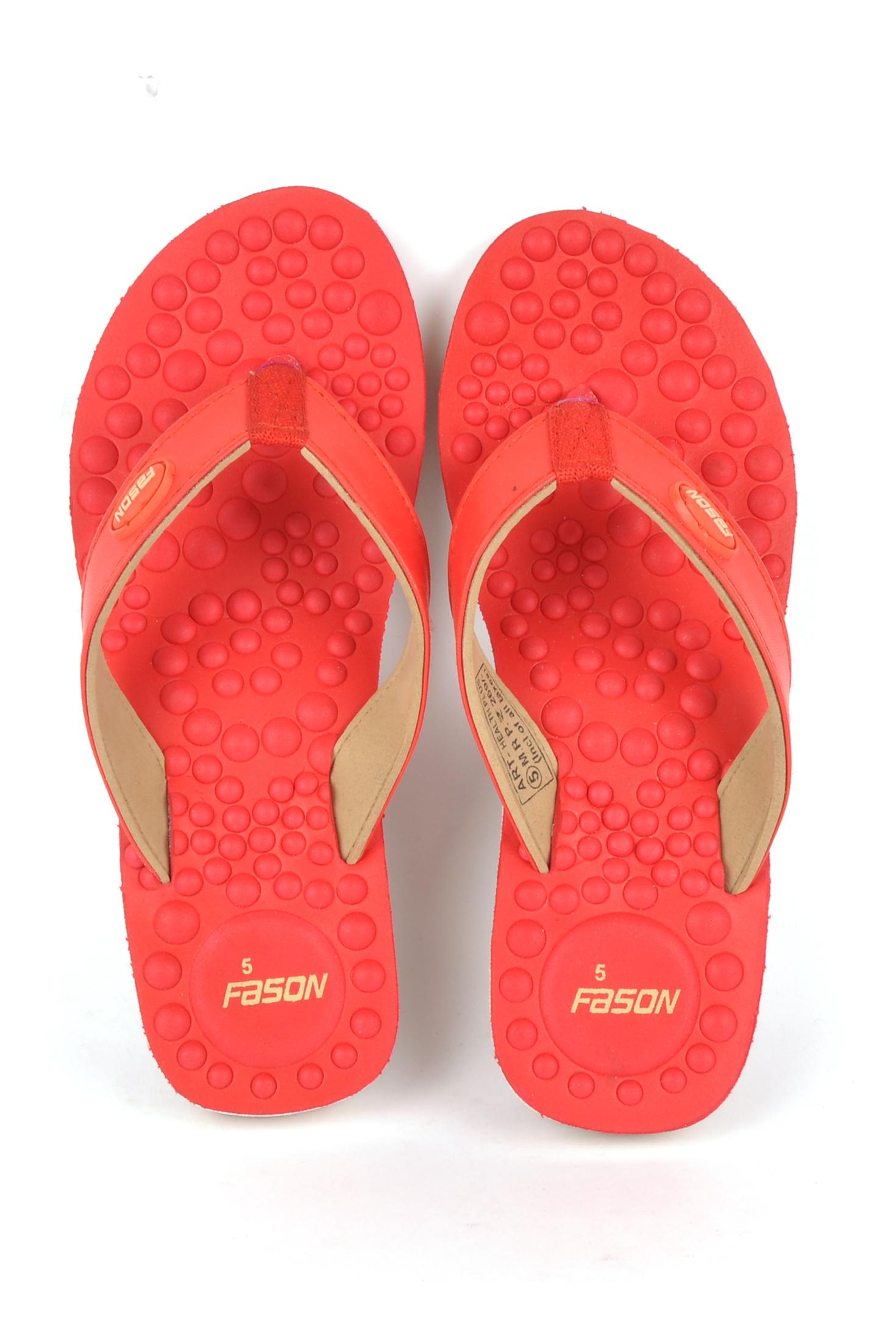 Red Flip Flop slipper