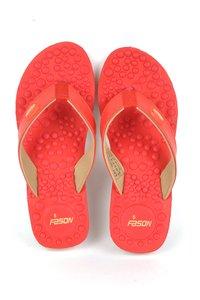 Red Flip Flop