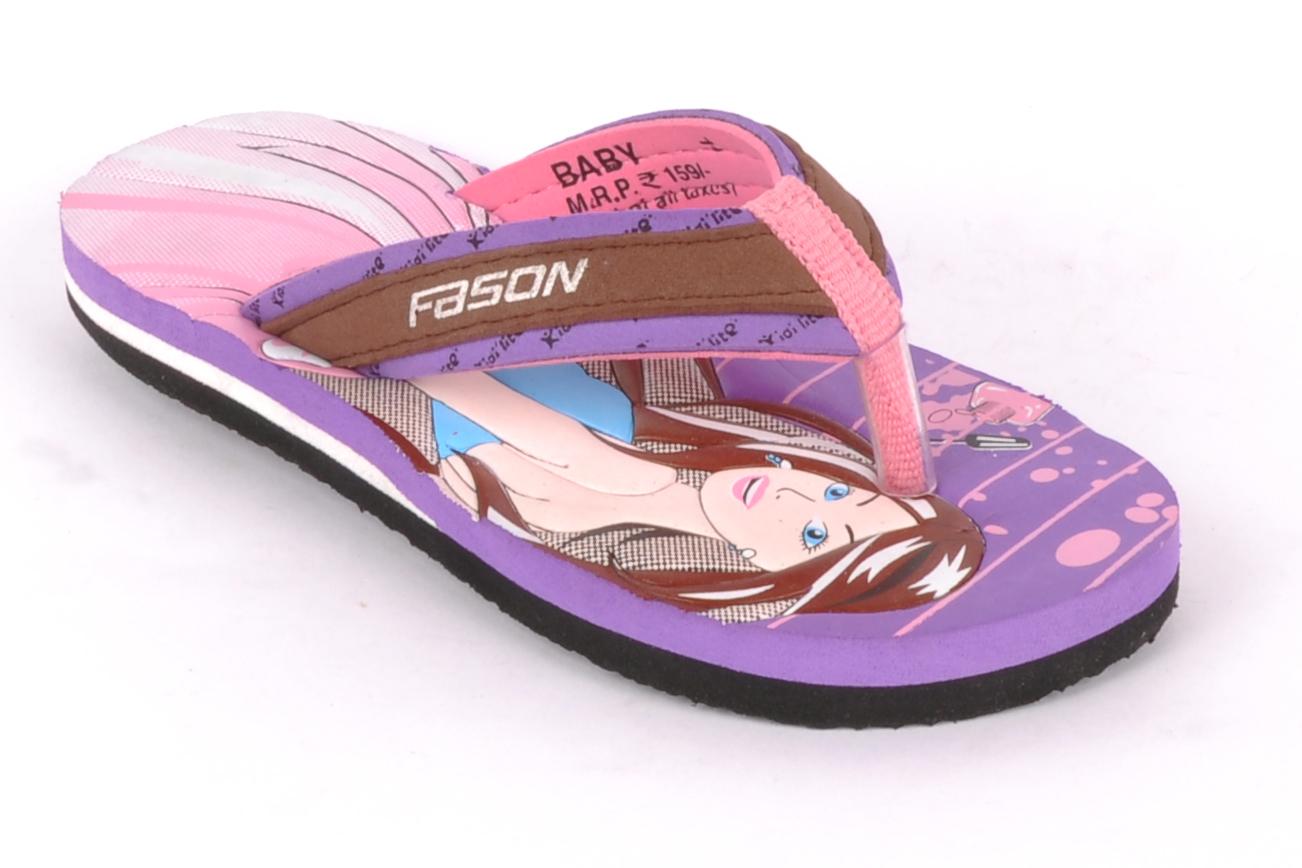 Kid's Pink Flip Flop Sandal