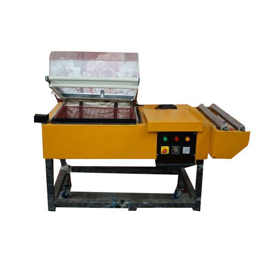 Manual Shrink Chamber Machine
