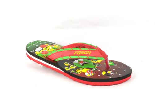 Flip Flop Red Green