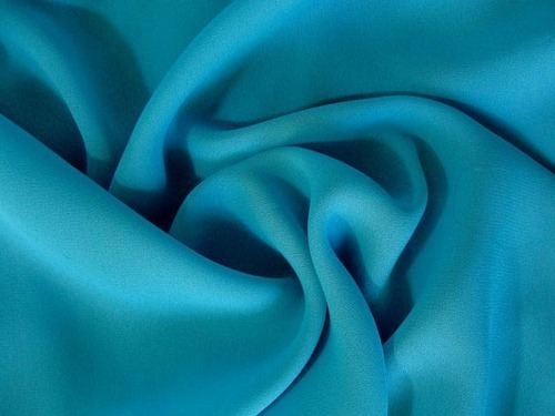Cationic Georgette Fabric