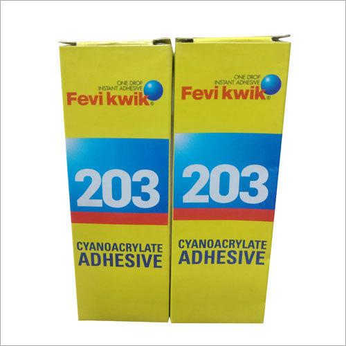 Instant Adhesive